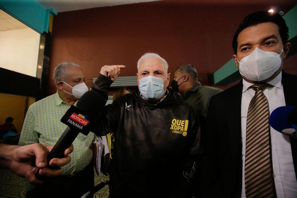Juicio al ex presidente Ricardo Martinelli en el caso pinchazos entraría en la fase de presentación de testigos