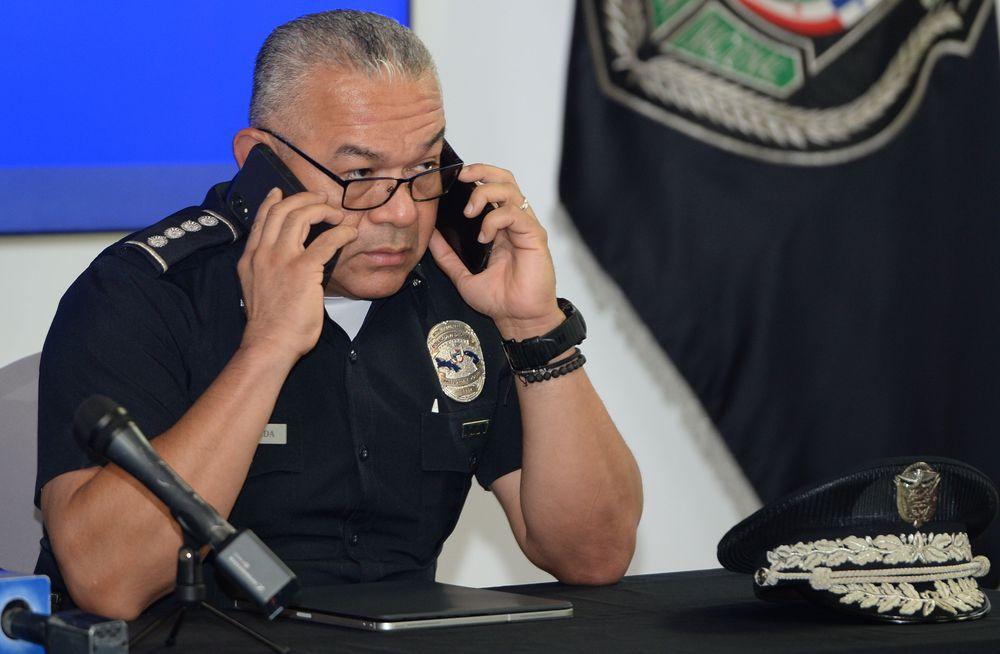 Director de la PN: 'El repunte que ha habido en el tema de homicidios, el 70 % están vinculados al crimen organizado'