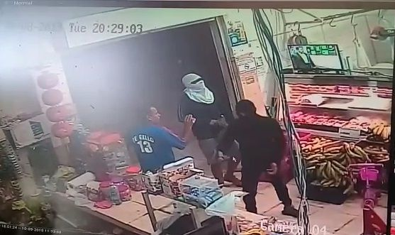 Comerciante es asaltado en su minisúper en Juan Díaz