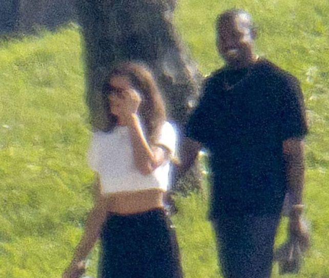 Ex de Cristiano Ronaldo y de Bradley Cooper hace a Kanye West olvidar a Kim Kardashian