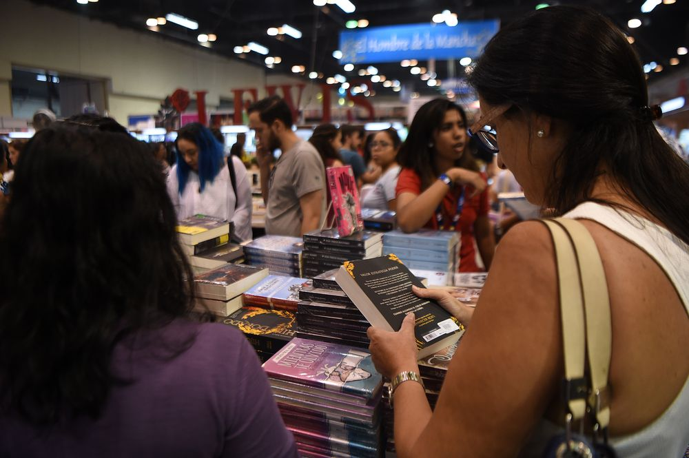 Para que disfrutes en familia: Conoce las actividades que ofrece la Feria Internacional del Libro