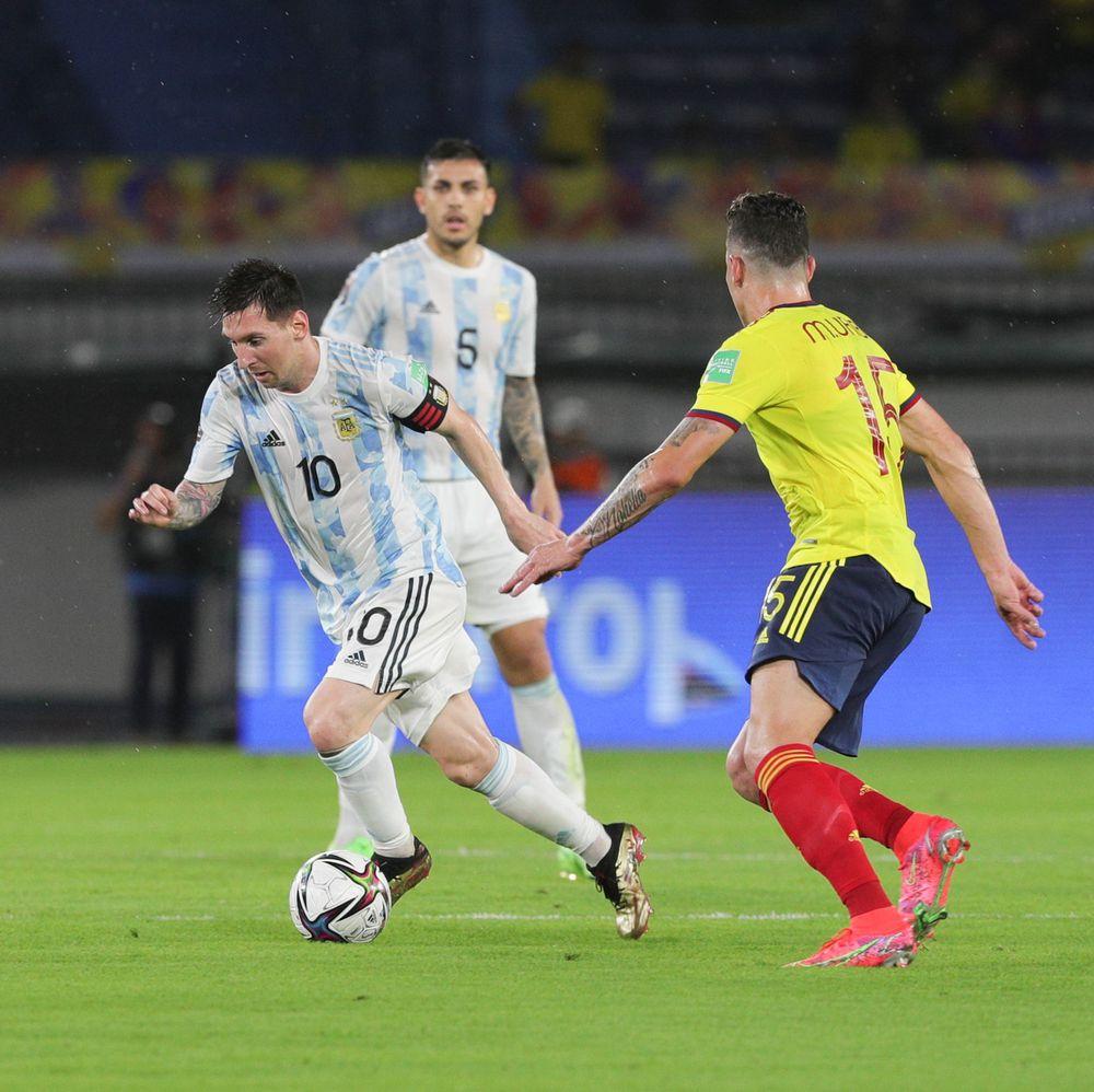 Messi ya merece ganar un título con Argentina. Así lo cree Solari
