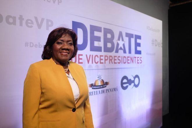 Así fue el debate de vicepresidentes. ¿Para usted quién ganó?