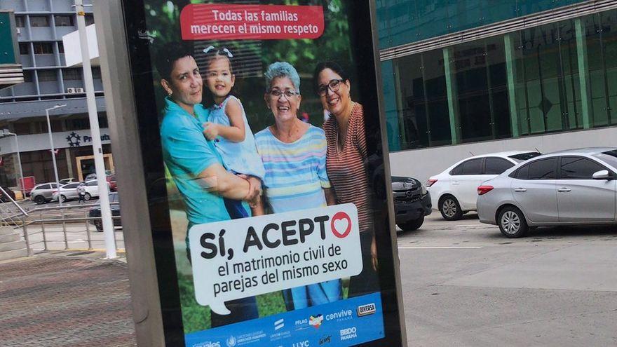 Se pronuncian. Alcaldía de Panamá rechaza ser parte de la campaña LGTBI que se encuentra en paradas