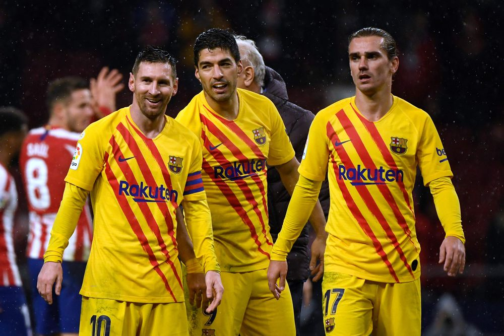El Atlético de Madrid sigue siendo golpeado tras caer ante el Barcelona