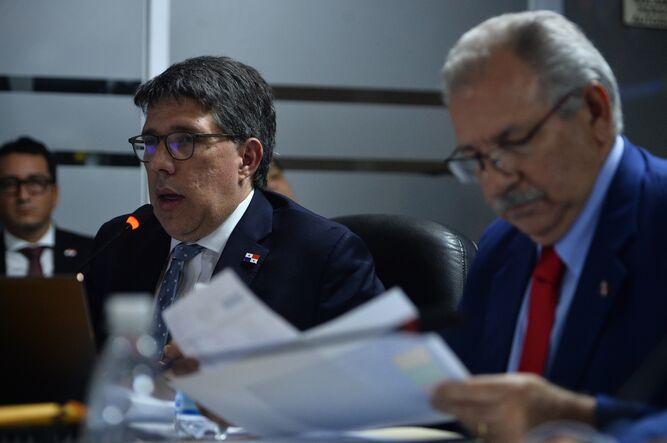 La Presidencia de la República anuncia cambios. Ducruet dejará el viceministerio. Explicaron por qué