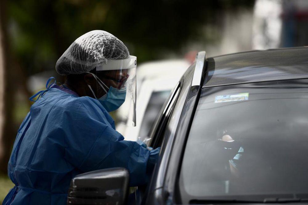 Covid-19 en Panamá: 316 casos positivos nuevos y siete nuevas defunciones en las últimas 24 horas