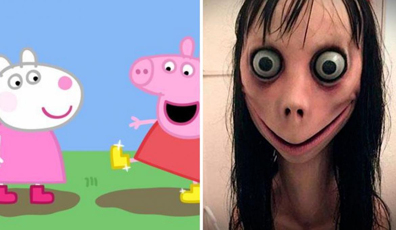 Alertan por la aparición de 'Momo' en videos infantiles Peppa Pig o Baby Shark