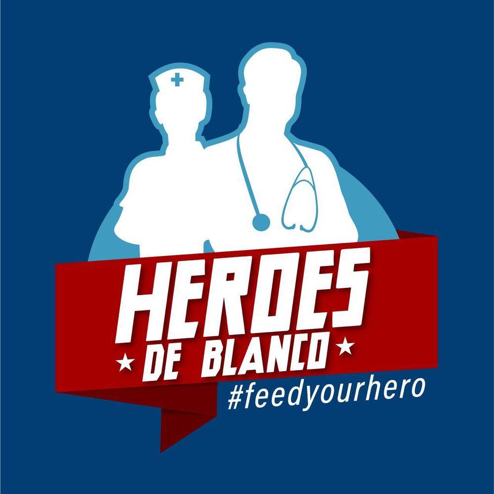 """Buenas noticias. Grupo """"Héroes de Blanco"""" recolecta ayuda para apoyar al personal médico"""