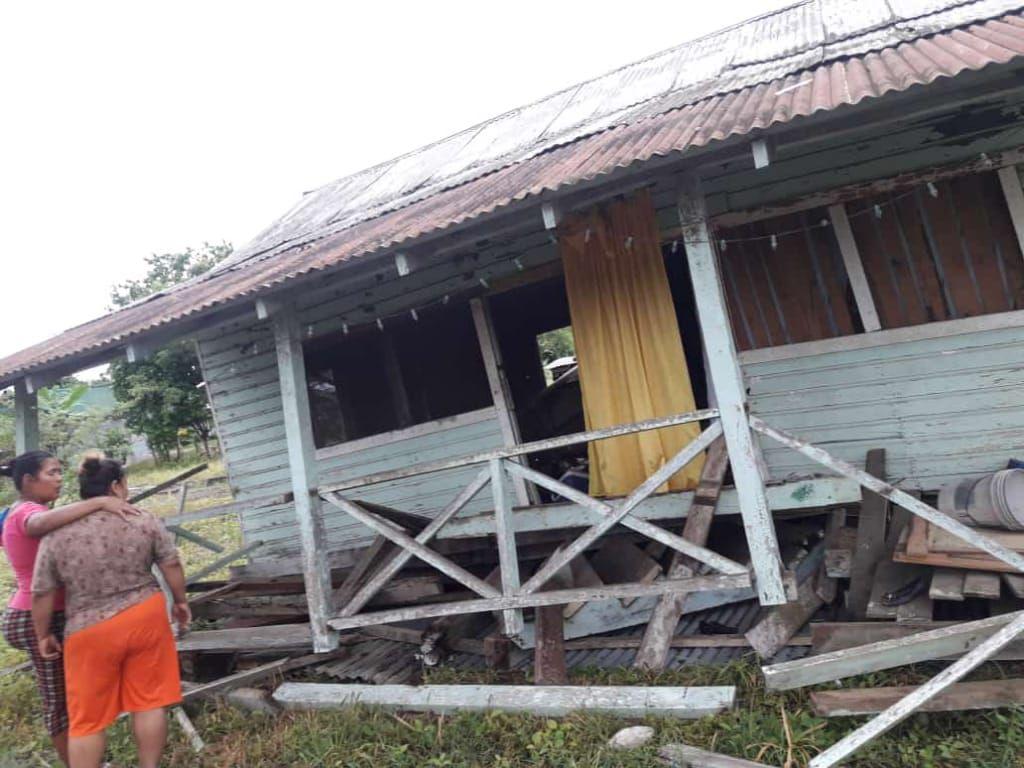 Temblor. Estremece Panamá