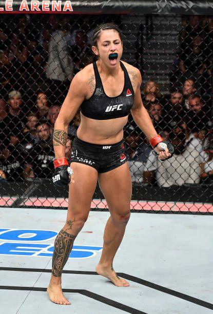 La dura condena que padece una luchadora de MMA inhabilitada hasta 2044