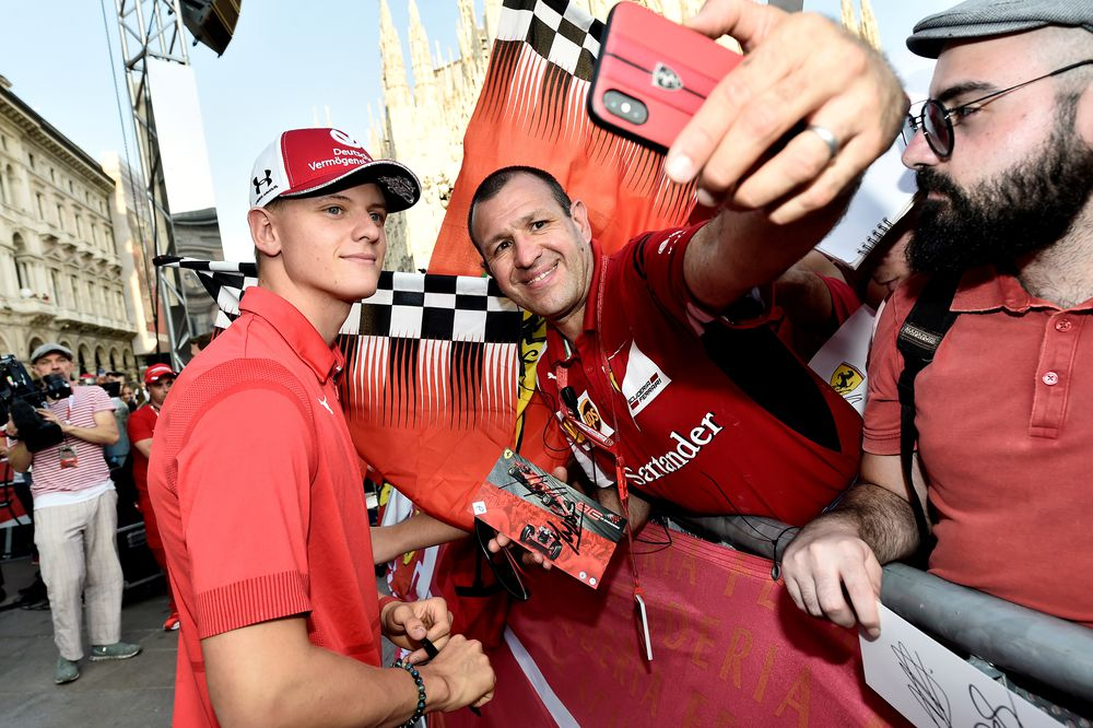 Ganó Mick Schumacher campeonato de Fórmula 2