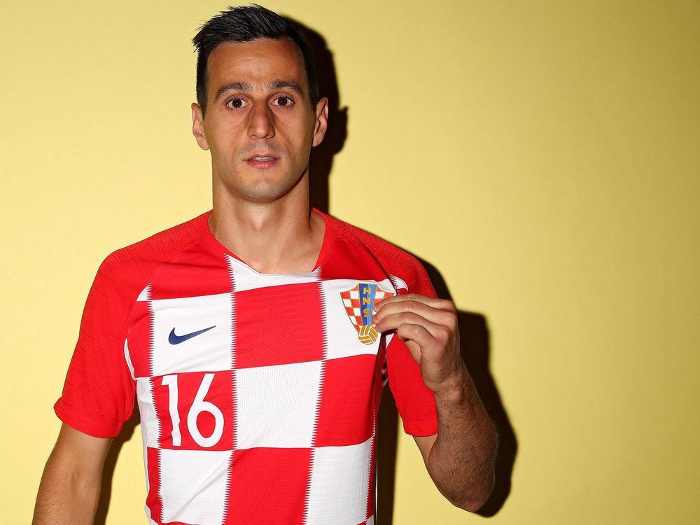 El delantero croata Kalinic sigue en polémica y rechaza medalla que dice no ganó