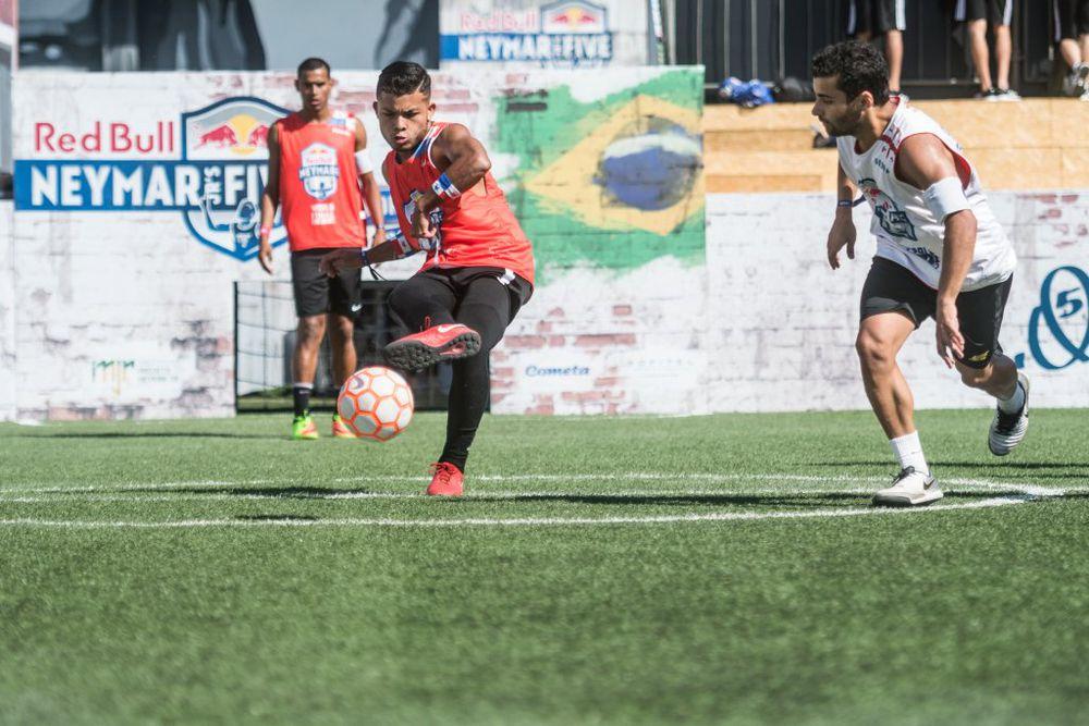 Panamá entre los mejores cuatro equipos del Red Bull Neymar Jr's Five 2019