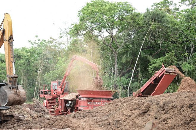 Tranque será historia. Ya arrancó la megaobra de ocho carriles en Panamá Oeste