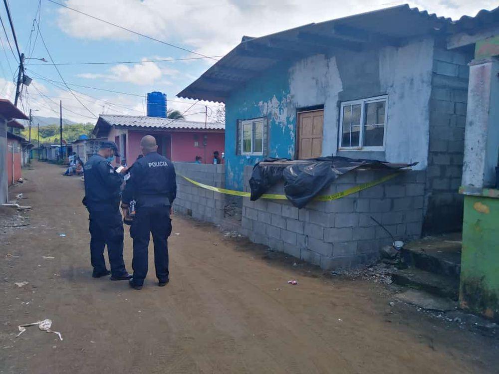 Mujer mete mortal apuñalada al marido en Costa Arriba de Colón