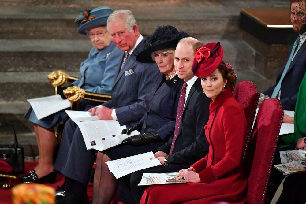 Miembro de la realeza británica da positivo por coronavirus