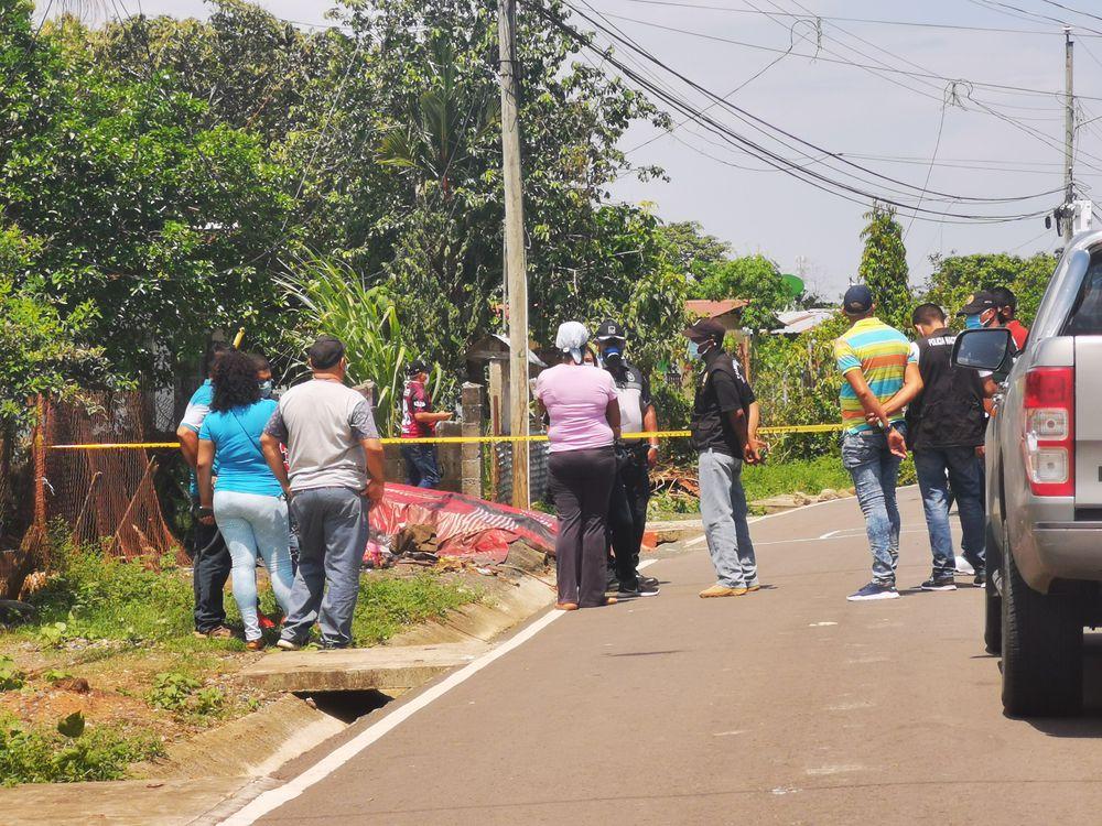 Lo matan de ocho tiros en Nueva Esperanza El Bajo de 24 de Diciembre