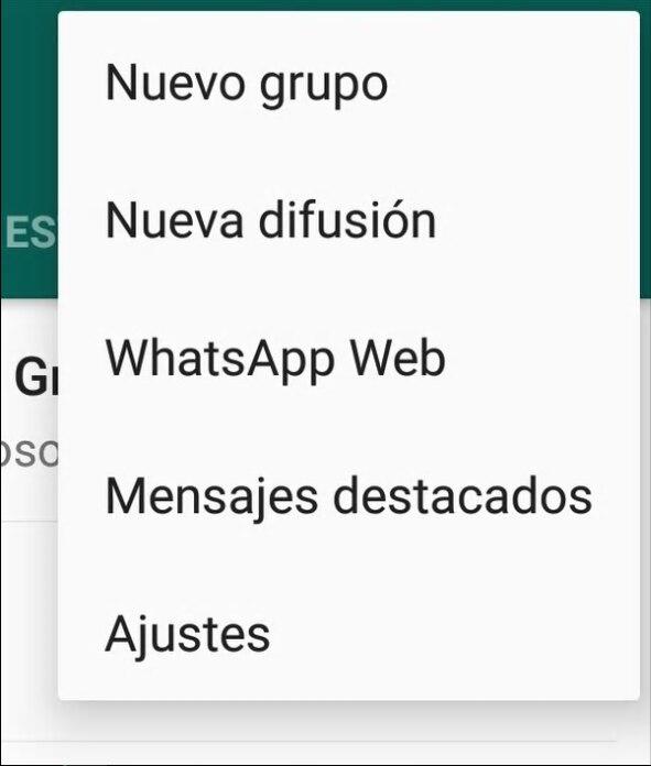 WhatsApp eliminará chats, fotos y videos a partir del 12 de noviembre