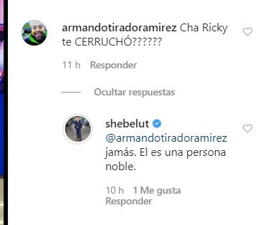 Julio Shebelut queda fuera de la TV. Dice que es un desempleado más.También se refirió a 'Datitos' Rivera