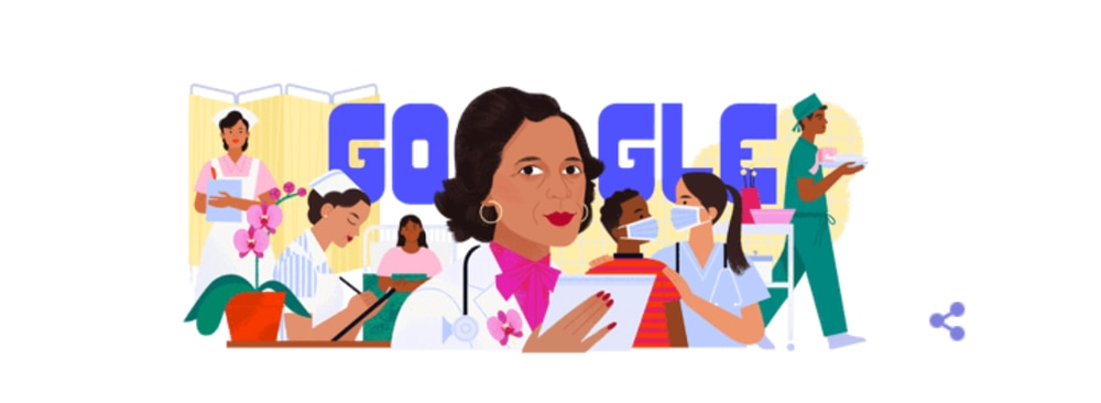 Google rinde homenaje a la panameña Ildaura Murillo-Rohde