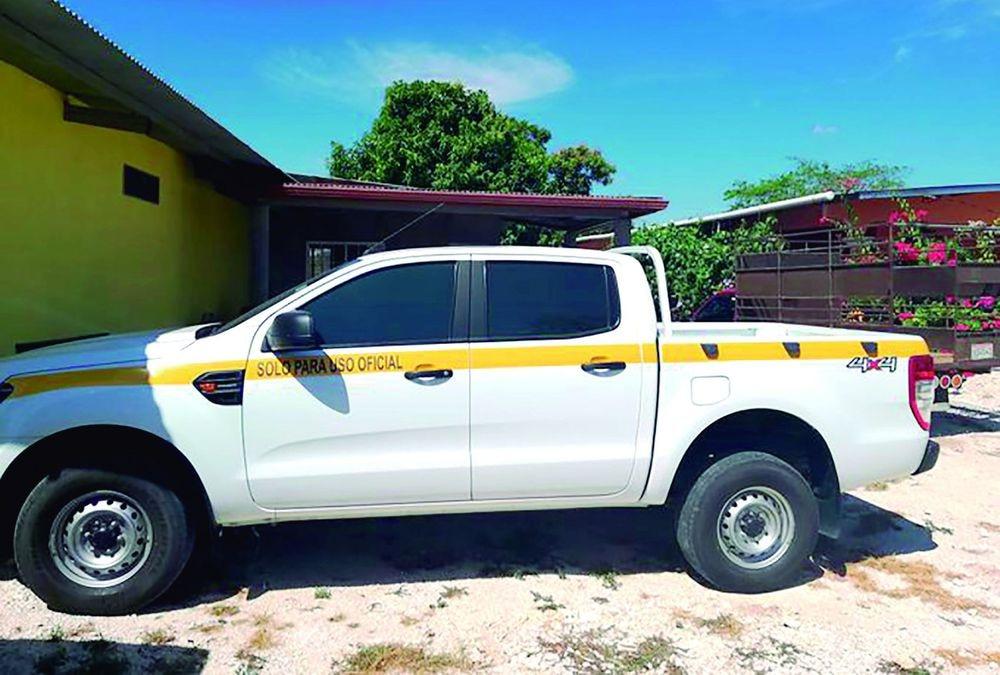 Representante de Pocrí, quien fue sancionada con $100 por tener vehículo del Estado en su casa expresó que no tenía las llaves y no las entregó
