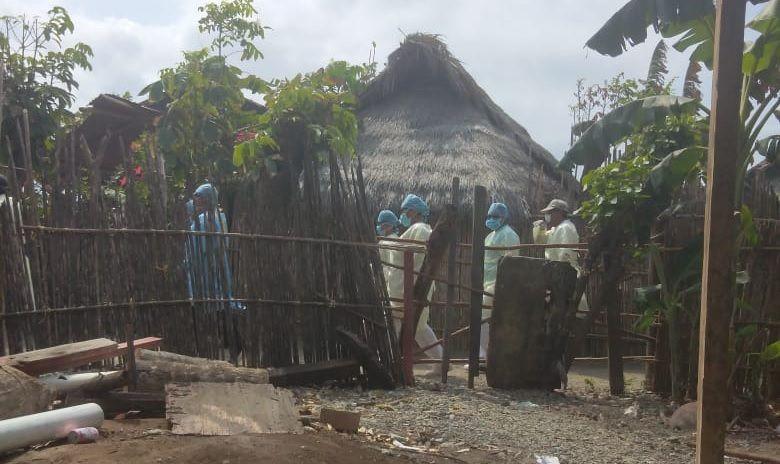 Primer caso de coronavirus en Guna Yala pudo contagiar a 16 personas