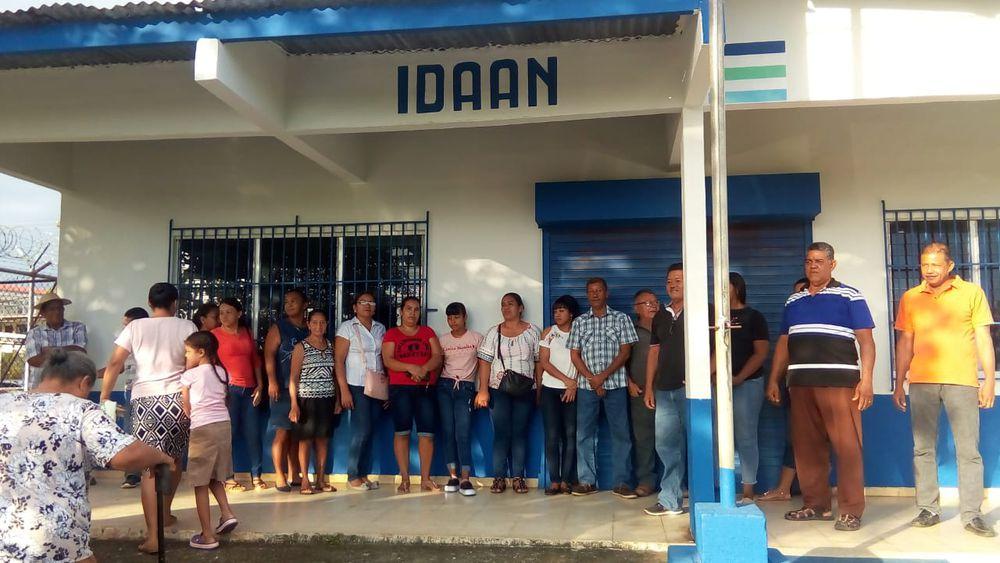 Se toman sede del IDAAN en Chepo | Video