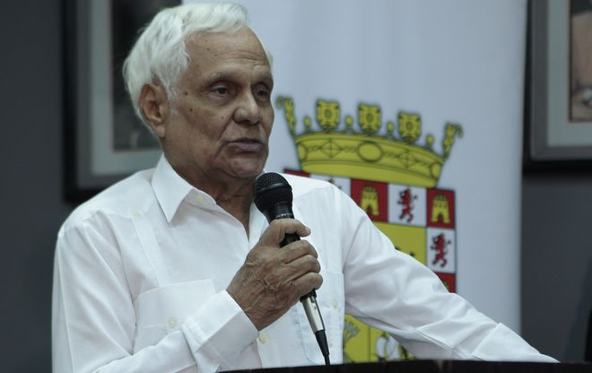 El caricaturista panameño 'Wilfi' Jiménez falleció a los 85 años de edad