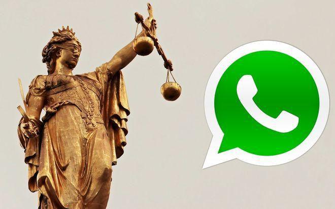 Se cansó de recibir msj molestos en grupo de WhatsApp y demandó al administrador
