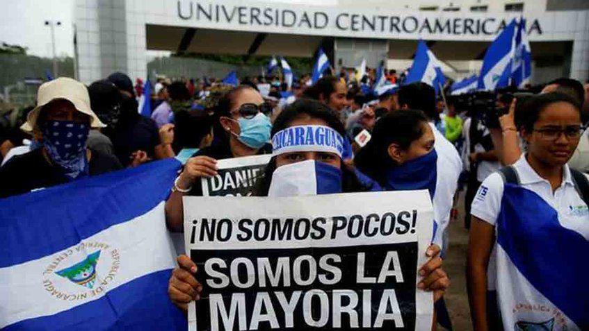 Gobierno de Nicaragua liberó a periodistas, campesinos y estudiantes