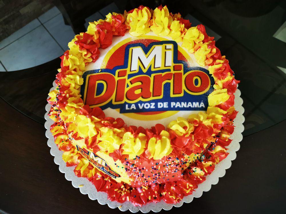 Mi Diario celebra su aniversario número 18 y una talentosa repostera de 11 años lo celebra con nosotros