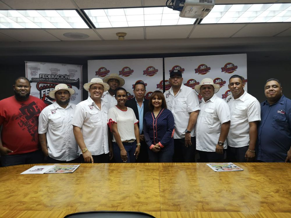 Las bandas independientes de Panamá vienen con todo. Firman alianza con Mi Diario
