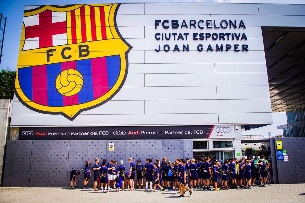 FC Barcelona: Confirman los dos primeros casos de coronavirus