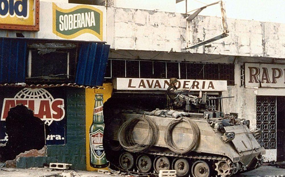 Invasión a Panamá, el evento en que EEUU ensayó para la Guerra del Golfo