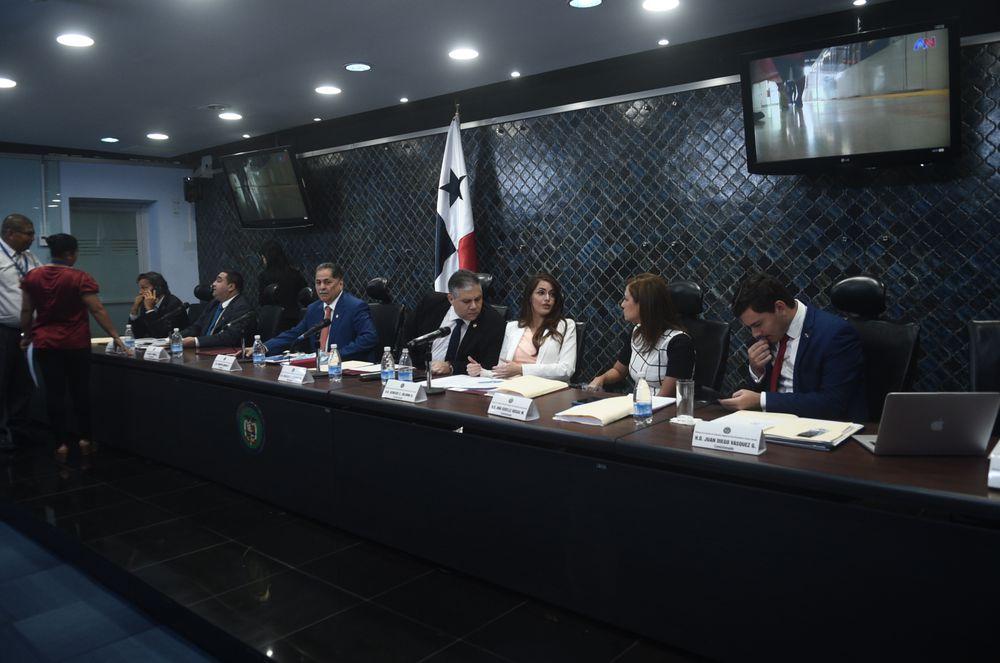 Hoy inicia cuestionamiento a magistrados designados por 'Nito' Cortizo