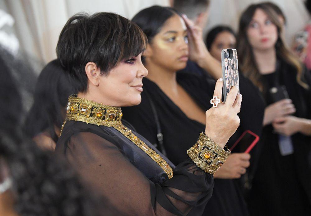 La matriarca Kardashian demostró que a los 60 está mejor que sus hijas