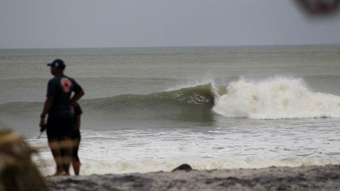 Sinaproc pide prevención ante extensión por oleajes y vientos fuertes en el litoral Caribe