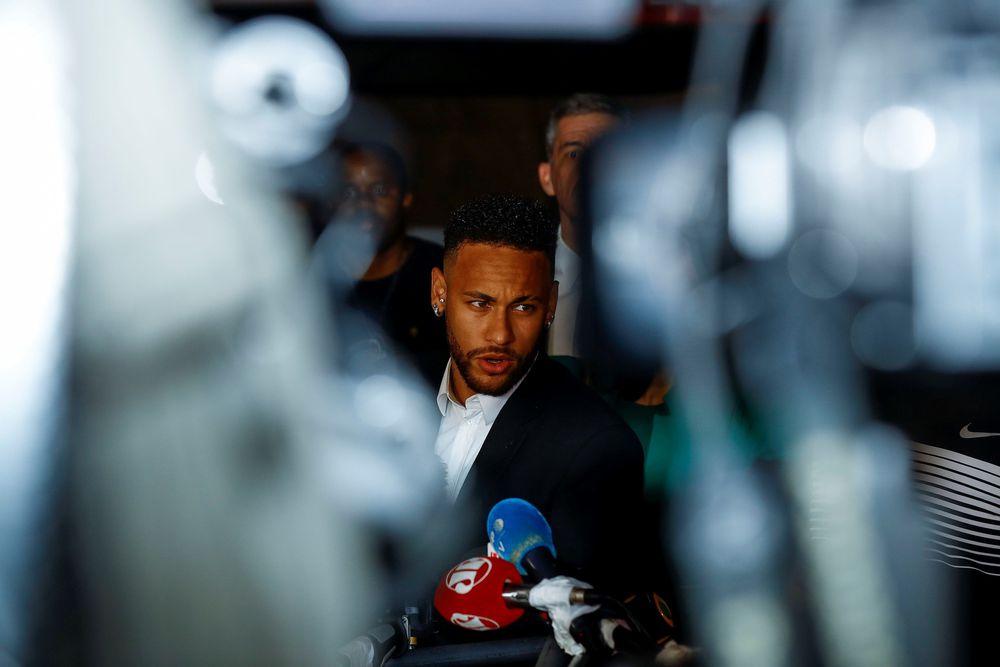 Neymar: 'La verdad aparece tarde o temprano'