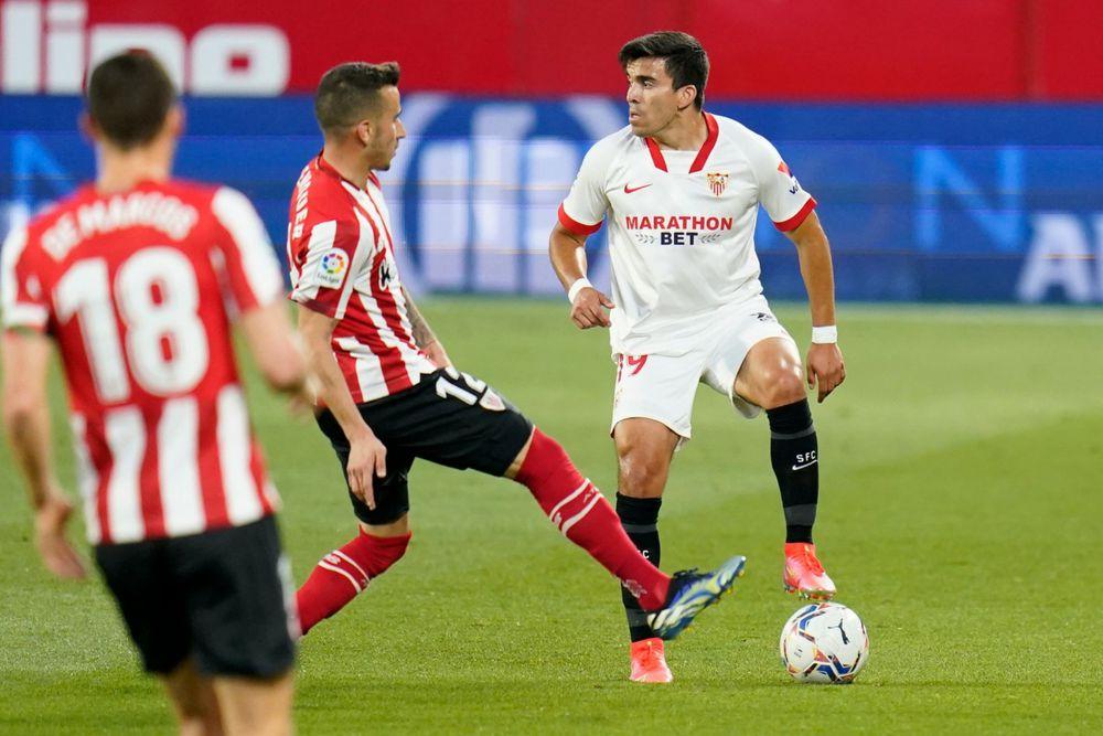 Sevilla FC pierde y da un paso al costado de la lucha por LaLiga