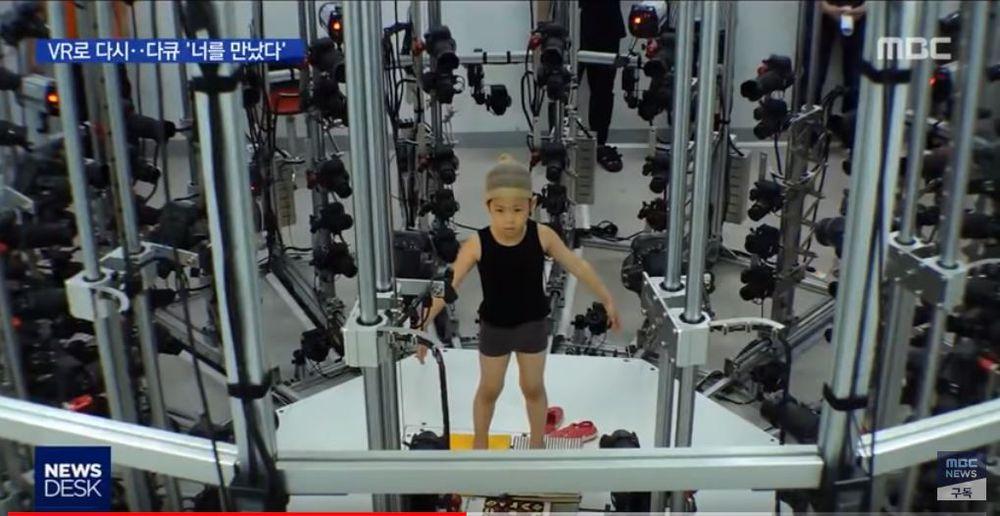 'Resucitan' a niña con realidad virtual para que su mamá pueda despedirse. Video