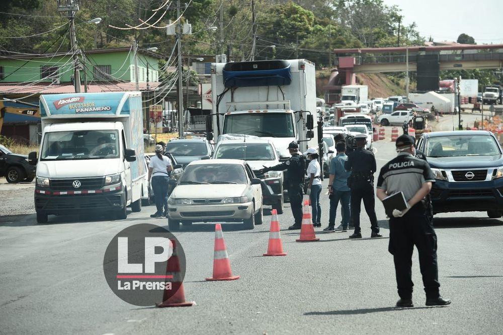 Panamá entra en cuarentena total desde este miércoles para enfrentar el coronavirus