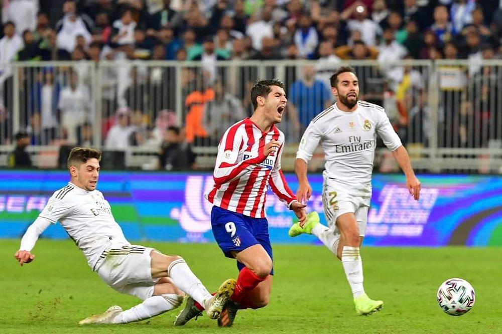Valverde y el Madrid vuelven a un escenario en donde ya saborearon la gloria