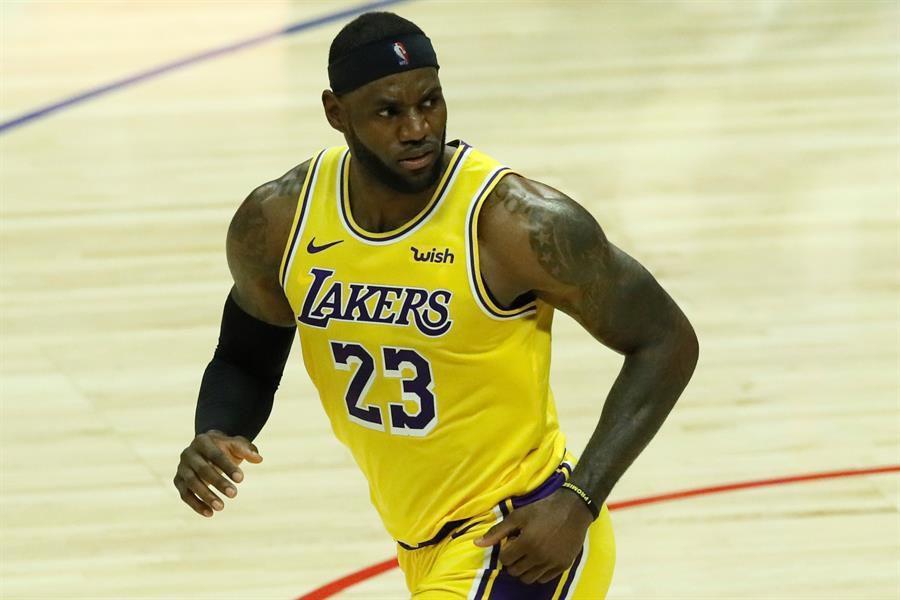 LeBron James no usará ninguna leyenda en su camiseta
