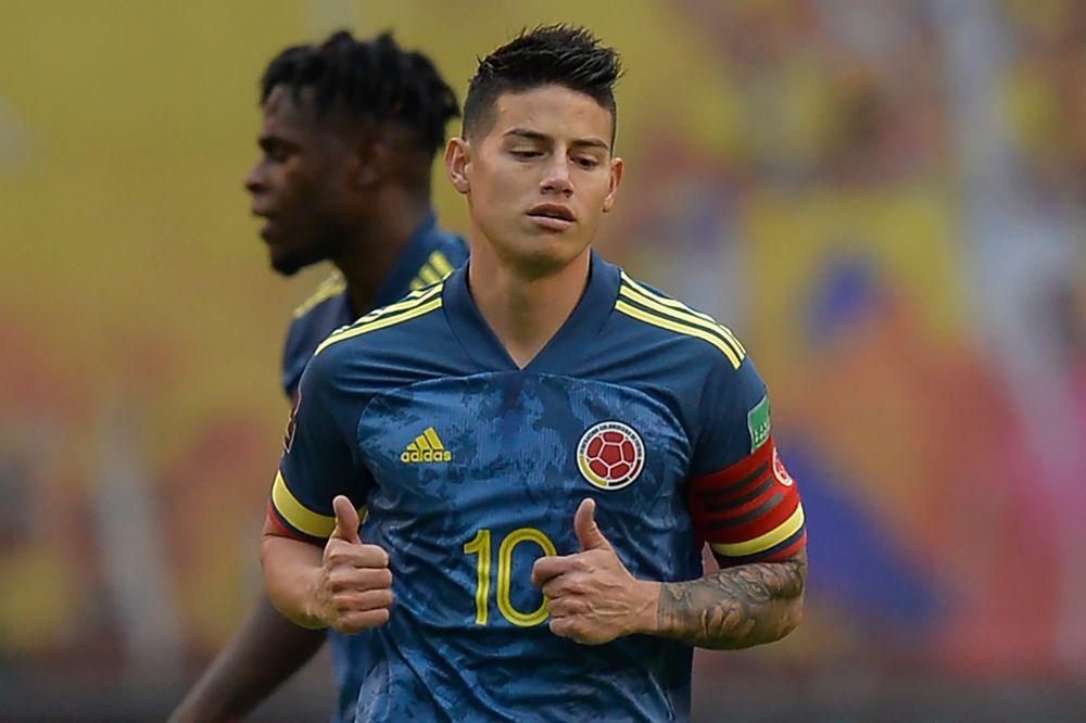 Sorprendidos: Colombia va a la Copa América sin James Rodríguez