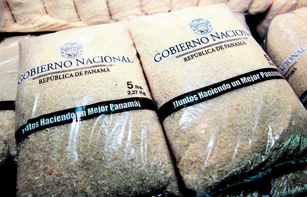 IMA confirma que las 20 libras de arroz seguirán costando 5 dólares