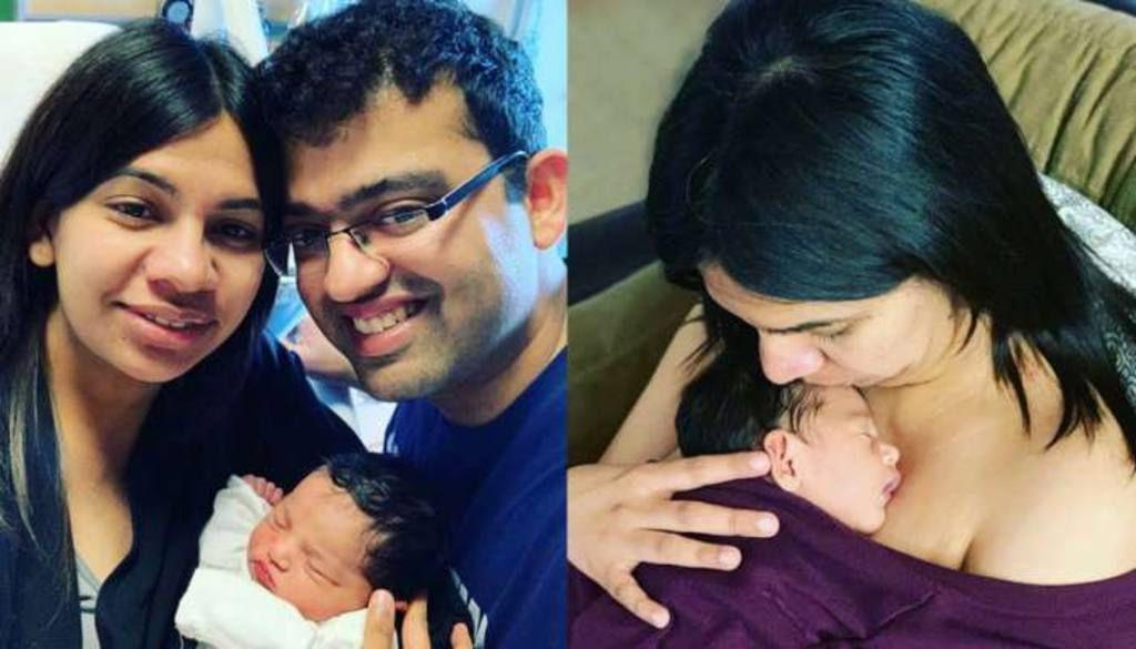 Esta mujer se embarazó y dio a luz sin tener relaciones con su esposo
