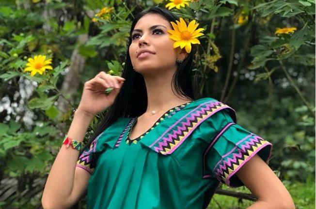 Rosa Montezuma responde sobre joven que se disfrazó de ella en concurso gay