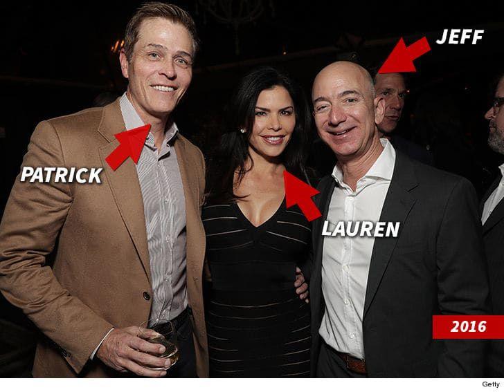Una presentadora de televisión originó el divorcio de Jeff Bezos
