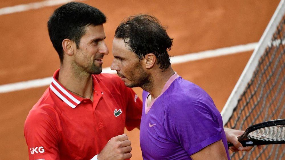 Nadal contra Djokovic, final anticipada en semifinales de Roland Garros